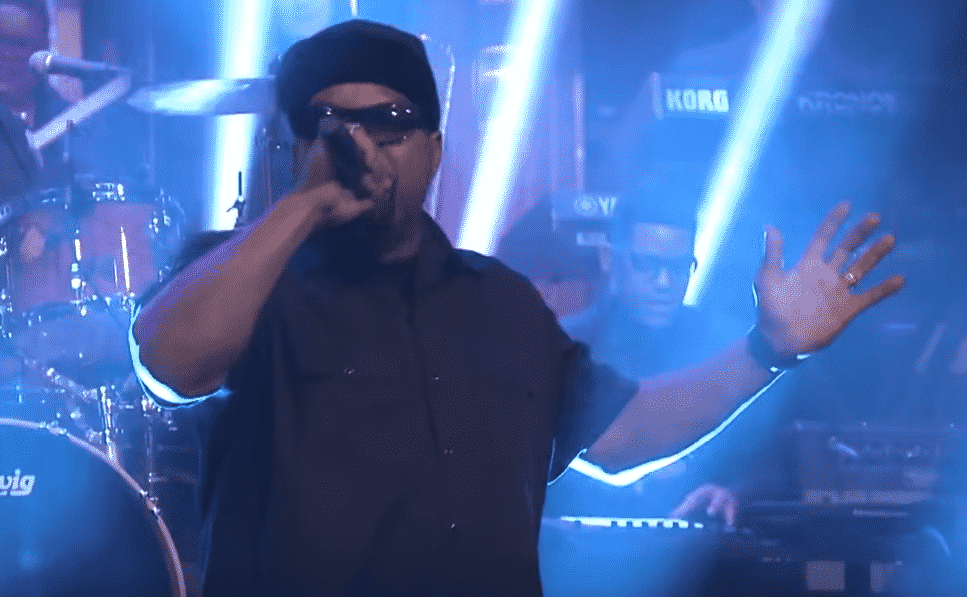 Ice cube the new funkadelic live jimmy fallon