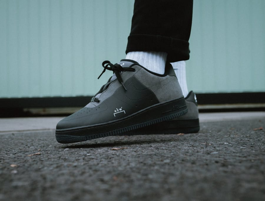 Nike : A Cold Wall* dynamite la Air Force 1 Low avec ce