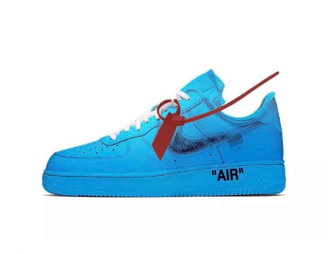 Nike Air Force 1 Low University Blue image 1