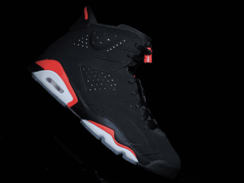 La Air Jordan 6 Black Infrared fait son retour pour le All