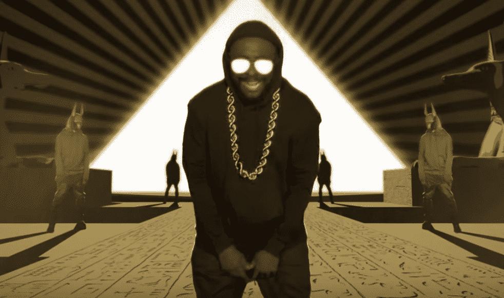black eyed peas back 2 hiphop nas clip