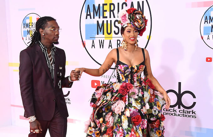 cardi b offset break up