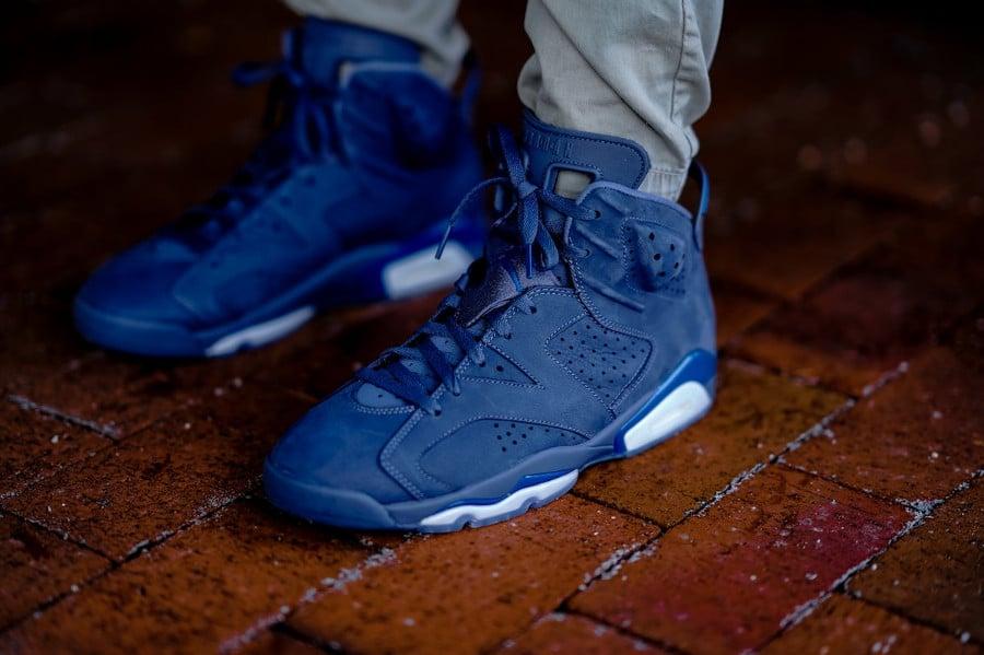 image Air-Jordan-6-Retro-Diffused-Blue-on-feet a la une