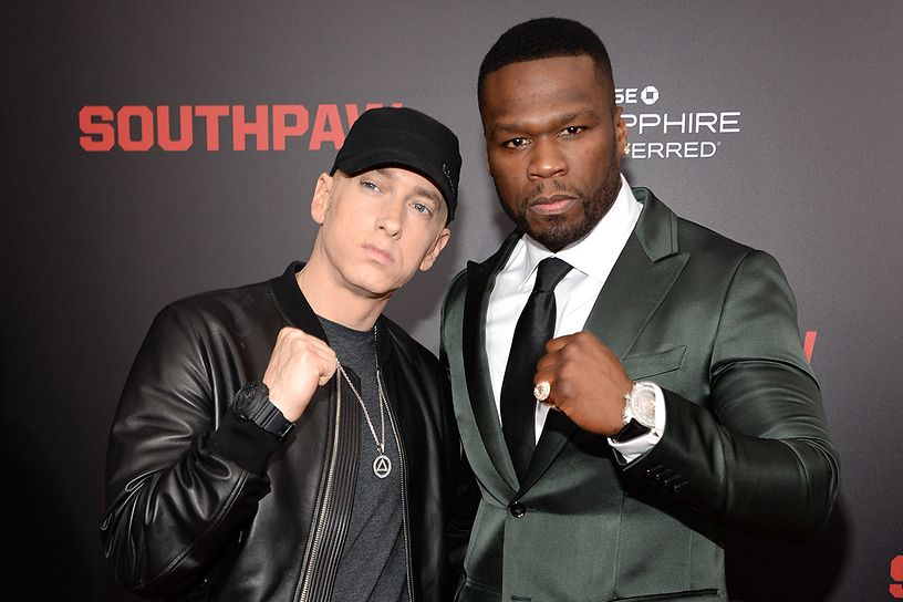 image eminem 50 Cent
