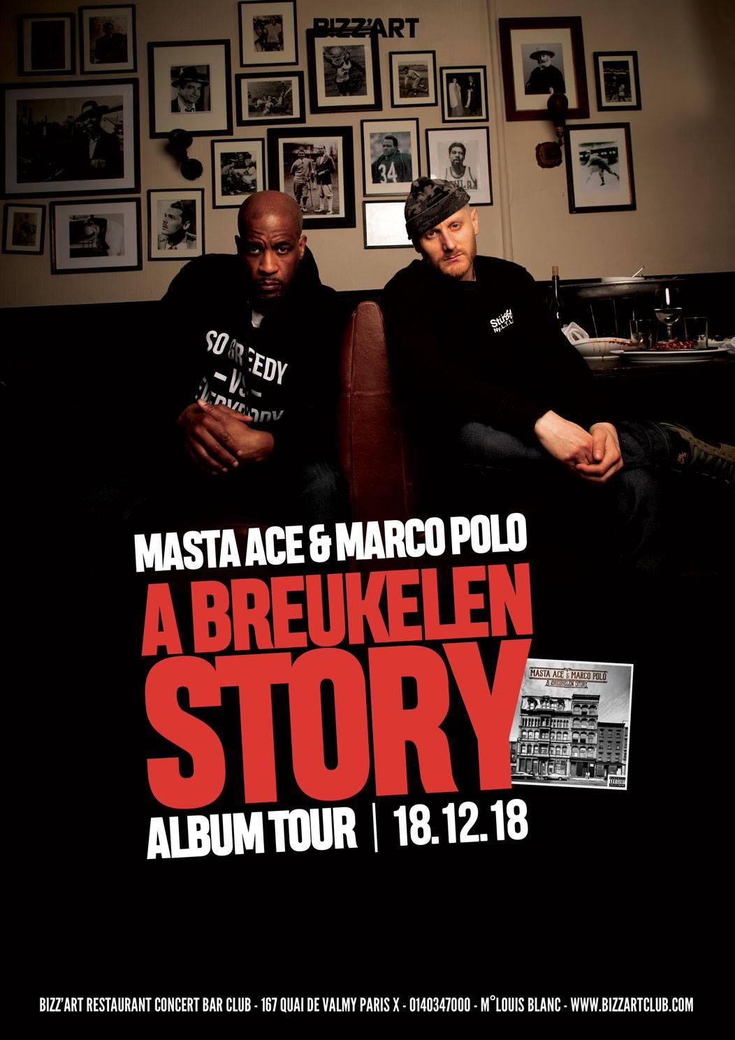 image masta acze concert paris décembre 2018