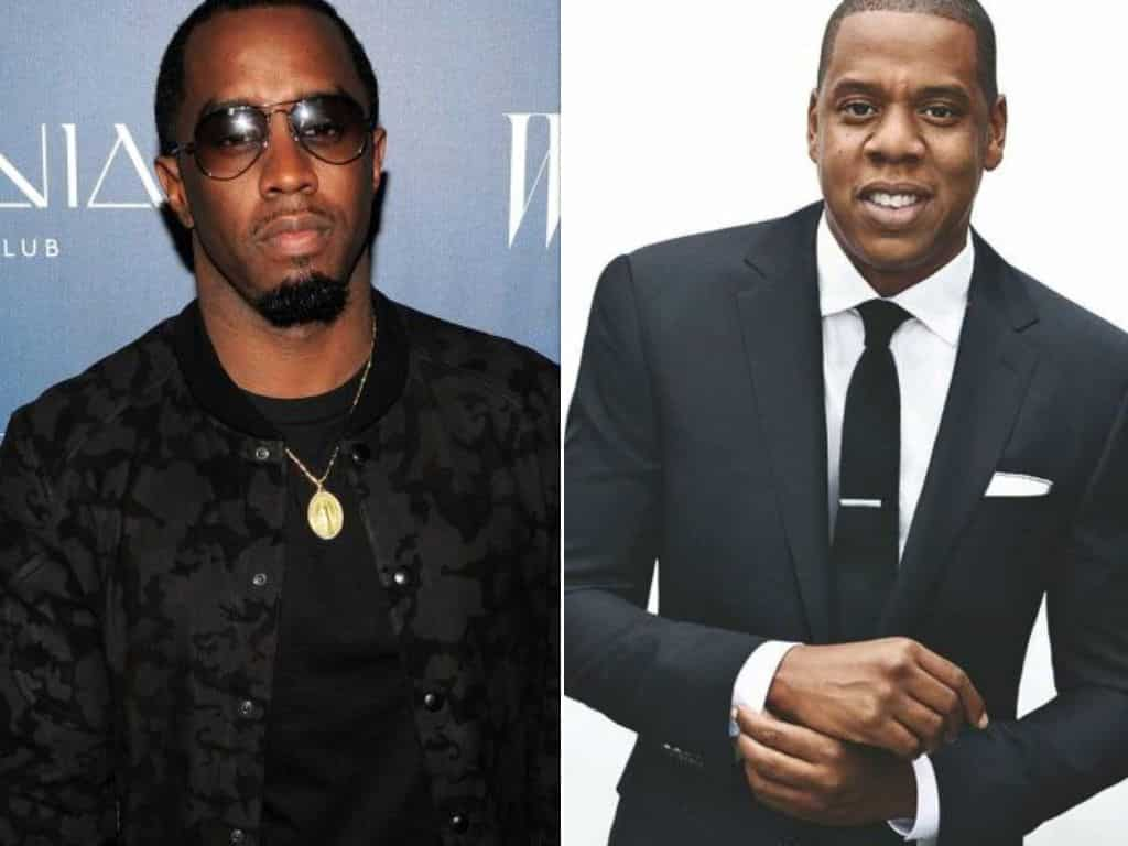 jay-z p diddy image