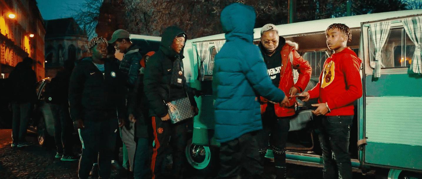 image Junior Bvndo Leto Cash N Kush clip janvier 2019