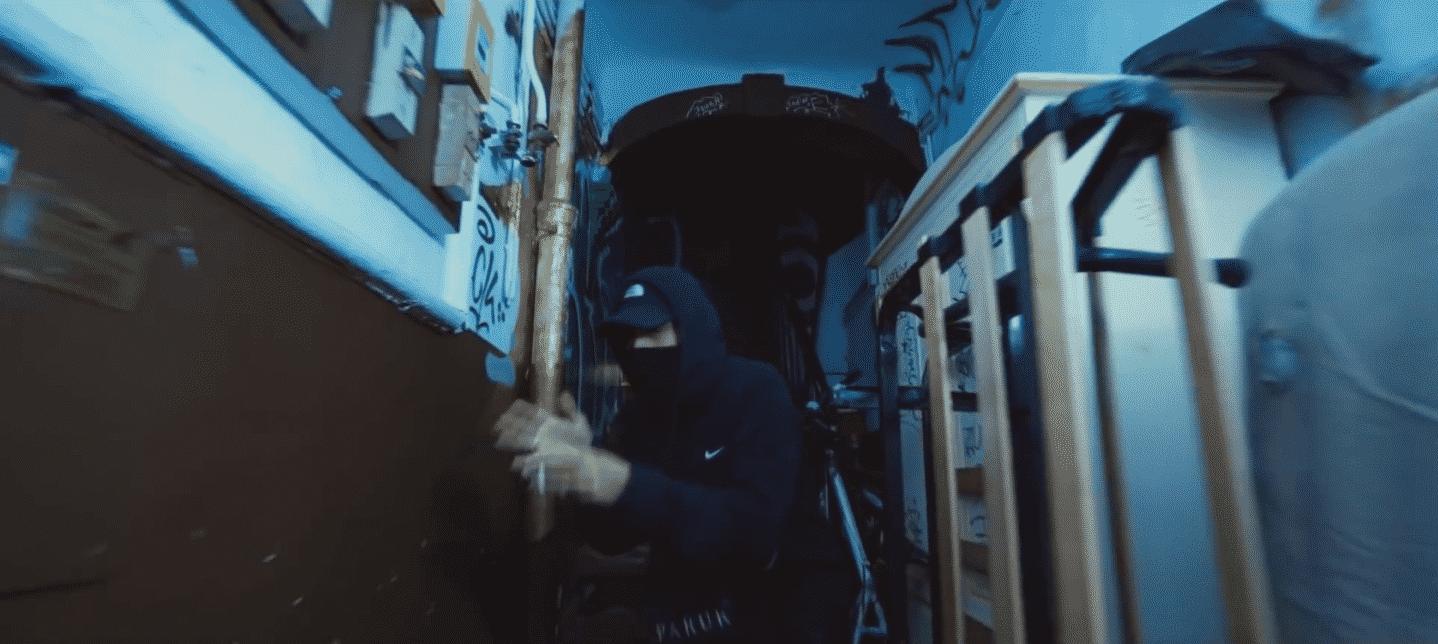 image zeu Kill Bill janvier 2019 clip