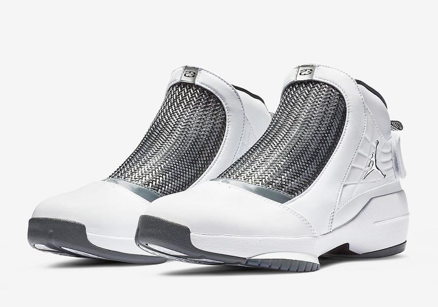 Image Air Jordan 19 sneakers nouveauté janvier 2019