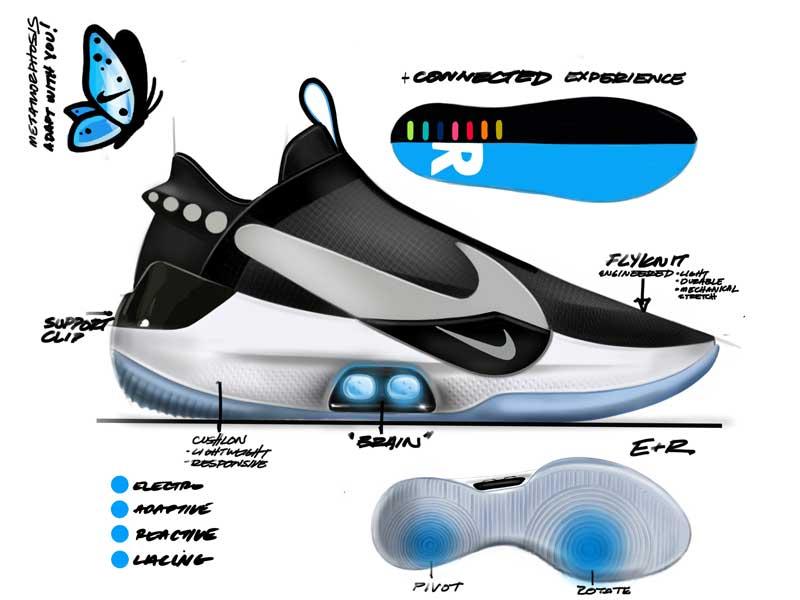 Chaussure Chaussure Lacante Nike Nike Lacante Auto Auto