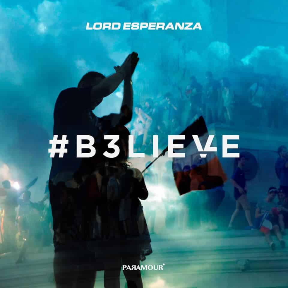 image cover believe lord Esperanza 30/01/19