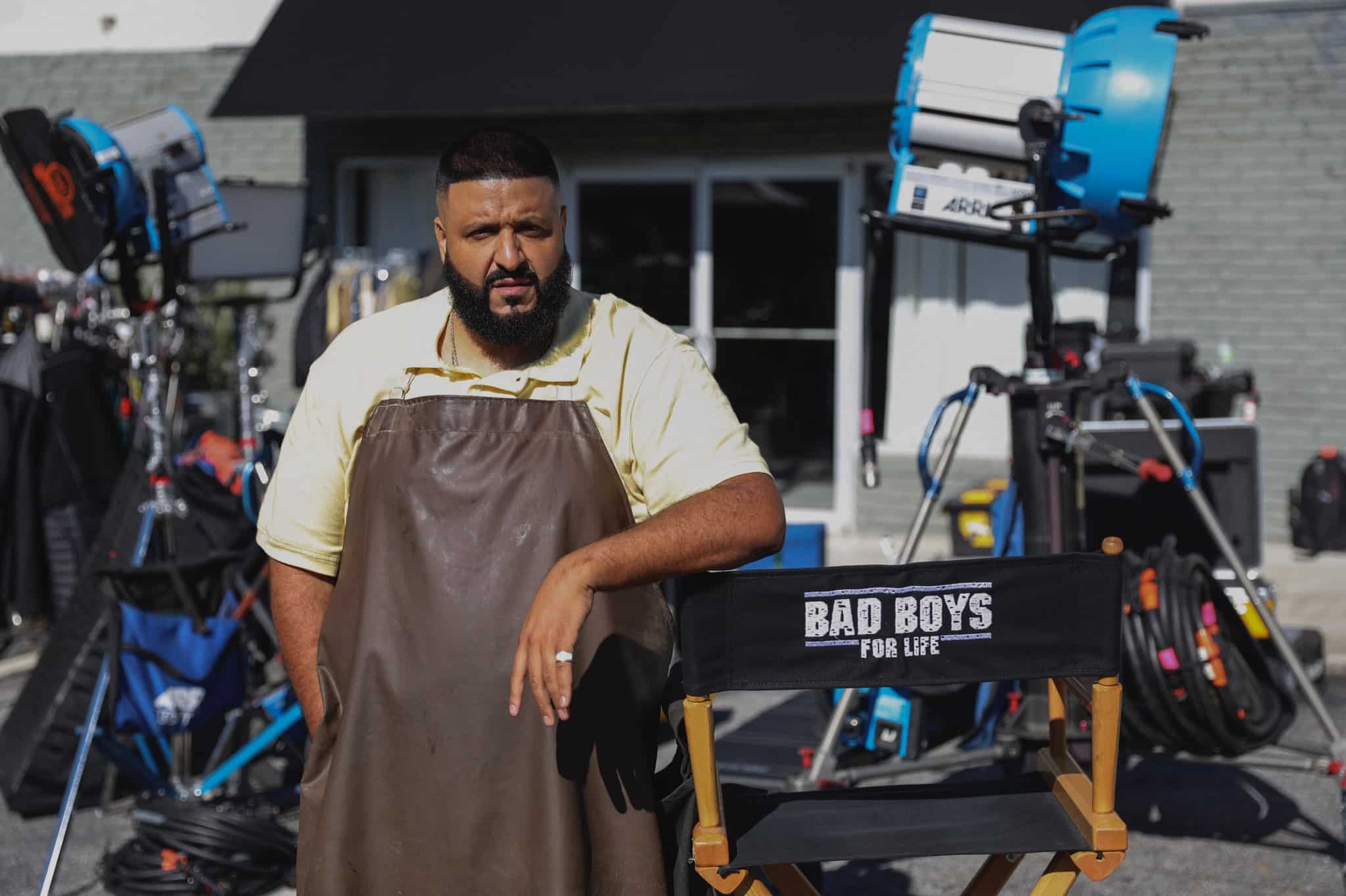 dj khaled bad boys for life image