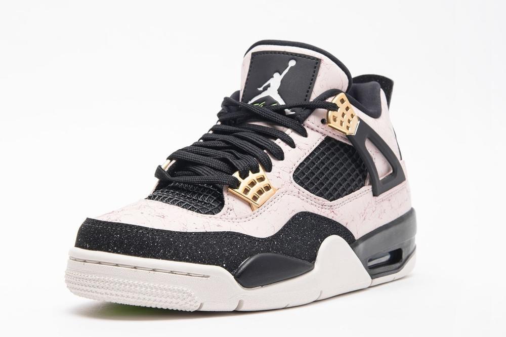 image Air Jordan 4 Siltstone Red 1