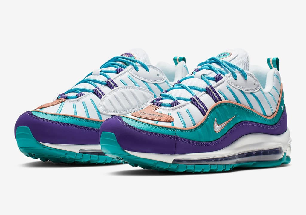 image air max 98 charlotte hornets 1