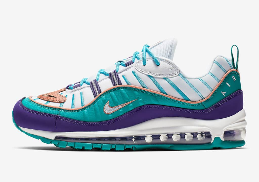 image air max 98 charlotte hornets 2