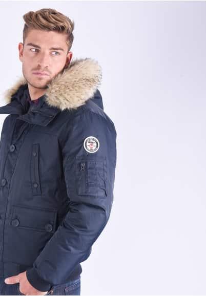 Notre sélection de vestes Kaporal pour l'hiver