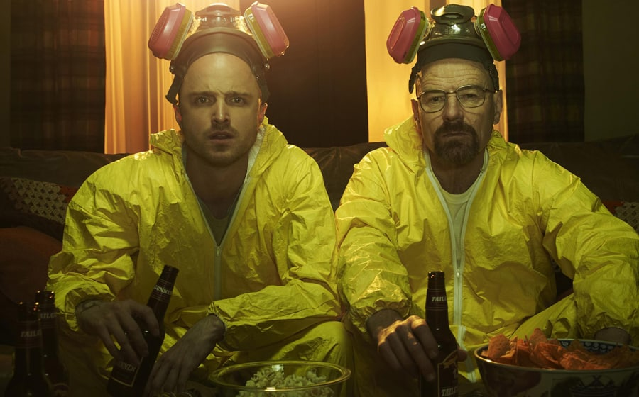 image breaking bad walter white jesse