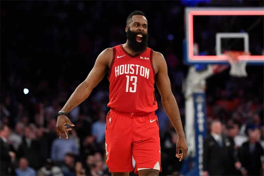 image james harden 61 pts vs ny knicks 2019