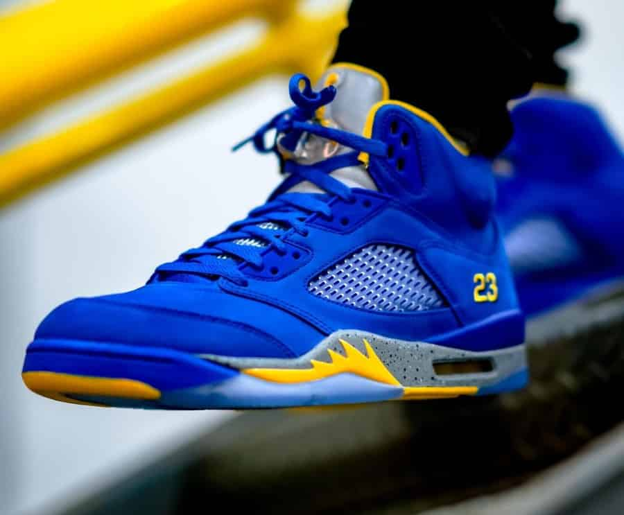 image air jordan 5 retro laney 9 février 8/2/19