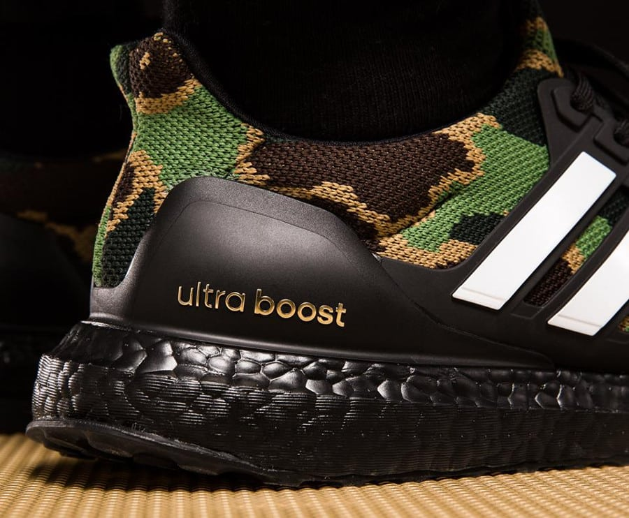 Bape x Adidas Ultra Boost Superbowl image 2