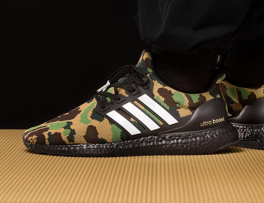 Bape x Adidas Ultra Boost Superbowl image 4