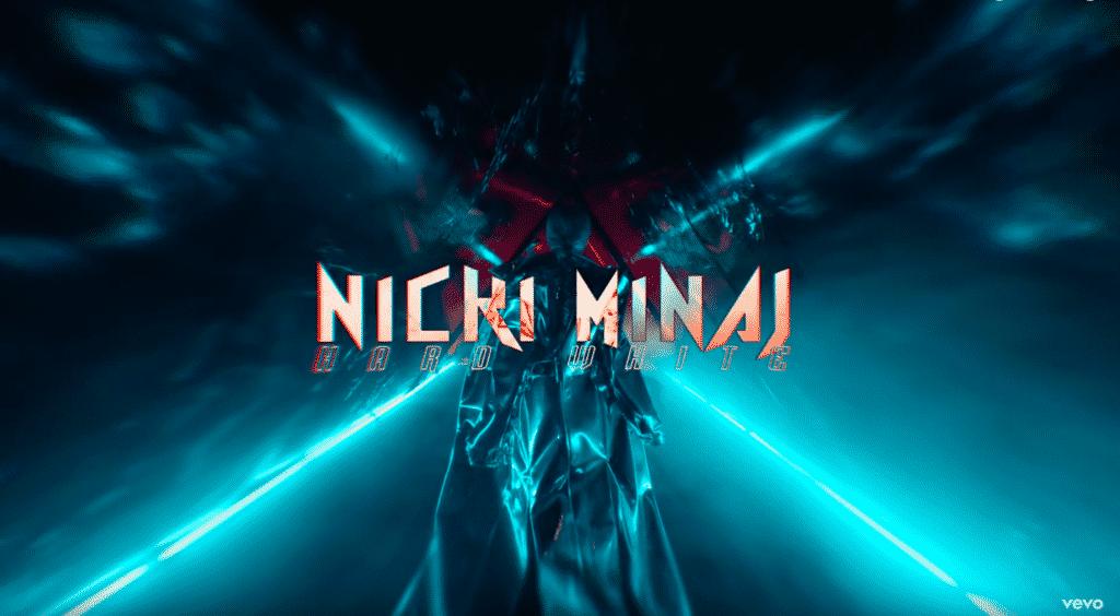image Nicki Minaj hard white sortie clip 1/02 2019