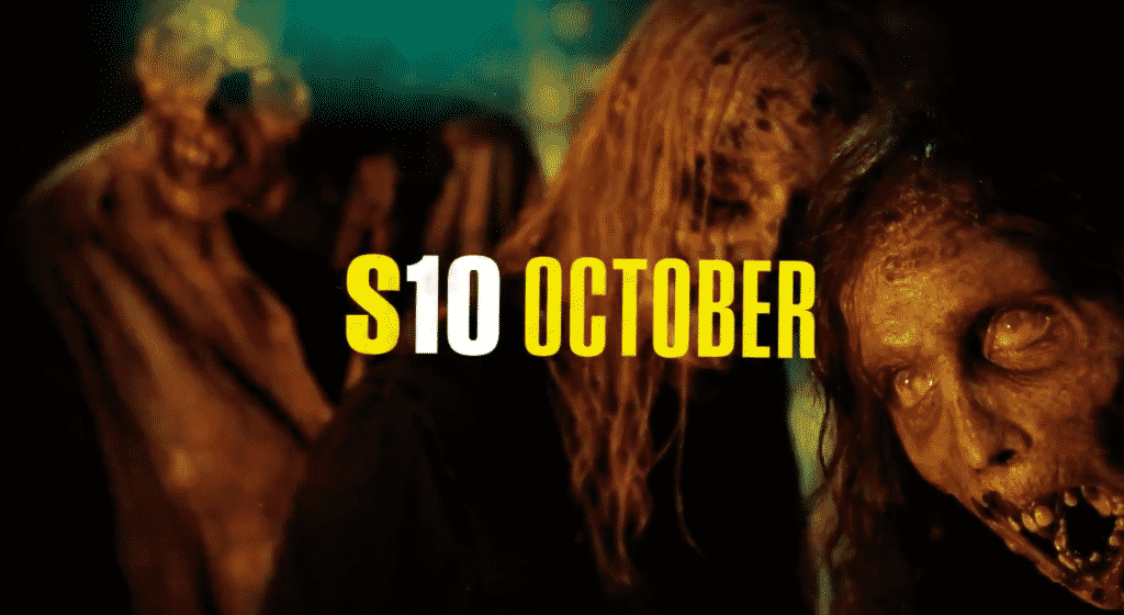 image saison 10 octobre the walking dead février 2019