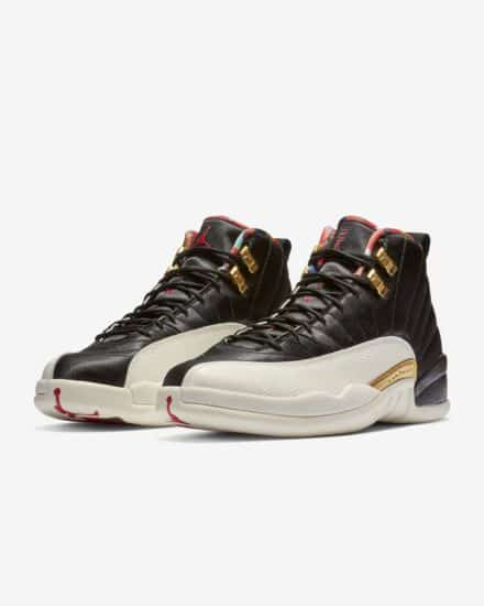 image Jordan 12 Retro Chinese new year 2019 7/2/19