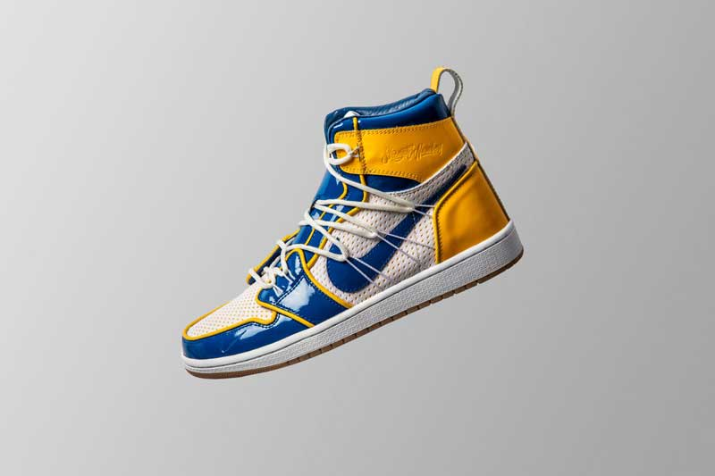 image Air Jordan 1 x Warriors 1