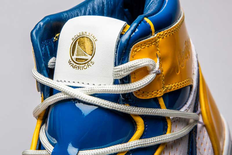 image Air Jordan 1 x Warriors 2