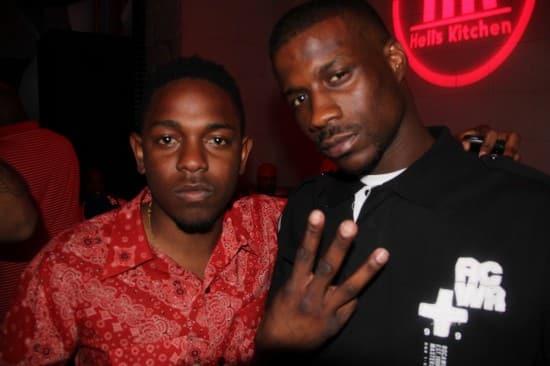 image Kendrick Lamar Jay Rock annonce album commun