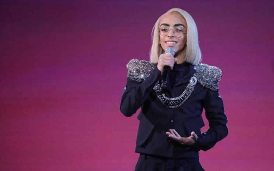 image bilal hassani polemique israel eurovision