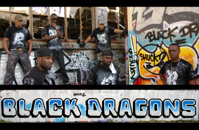 image black dragon 1