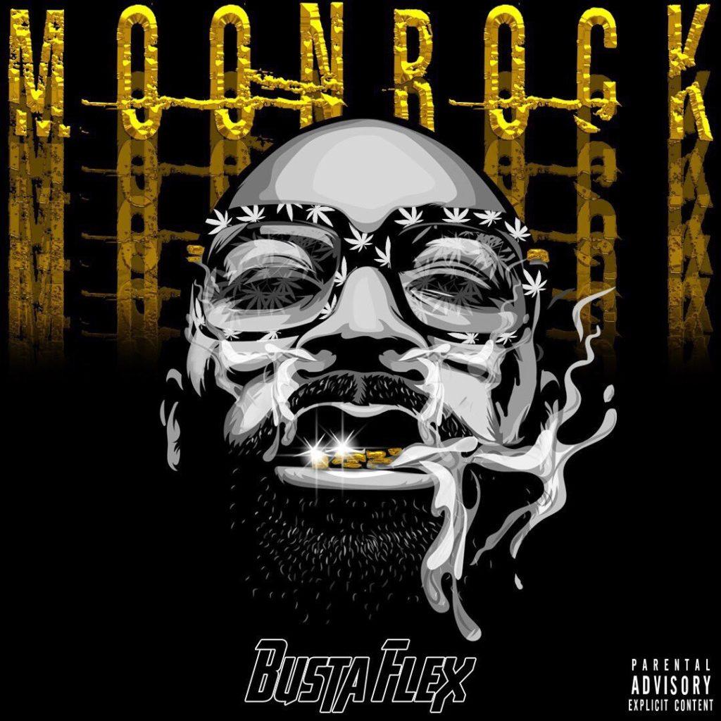 image busta flex moonrock cover EP