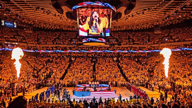 image oracle arena warriors 2017