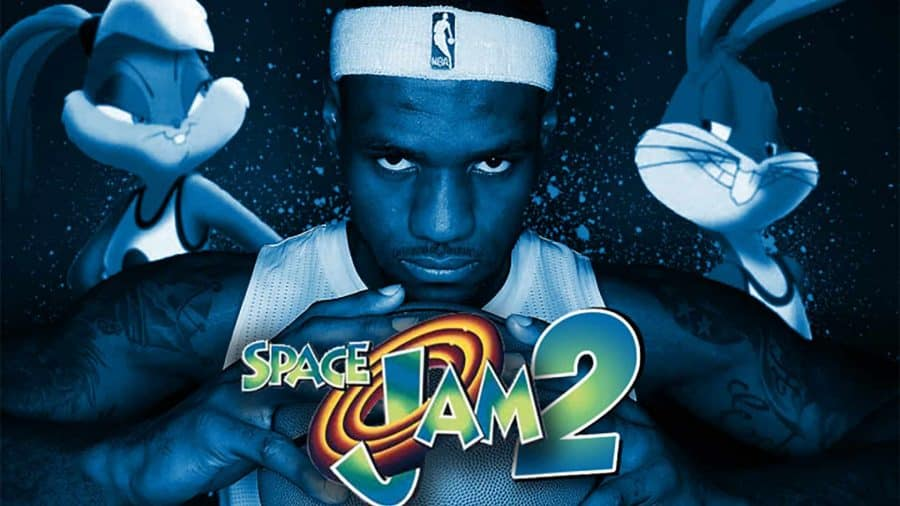image space jam 2 lebron