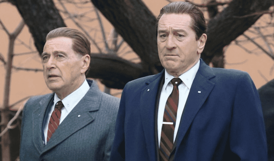 image the irishman film robert de niro