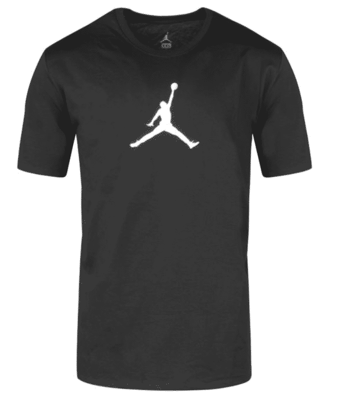 image tshirt jordan noir size factory