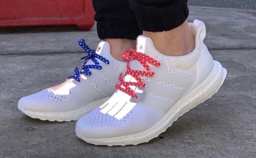 image undefeated x adidas white février 2019 5