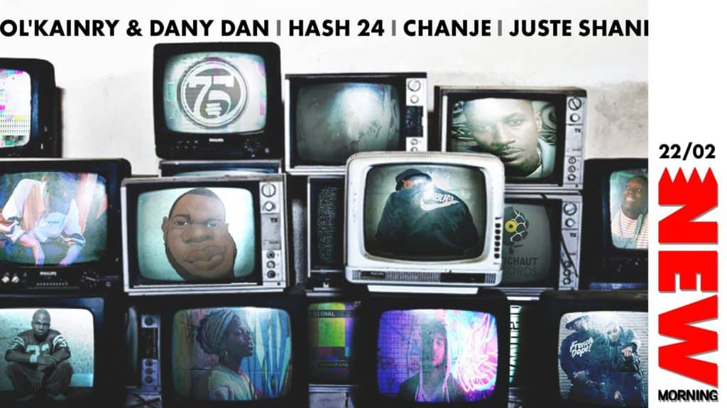 image new morning concert Dany dan ol'kainry hash 24 22 février 14/02/19