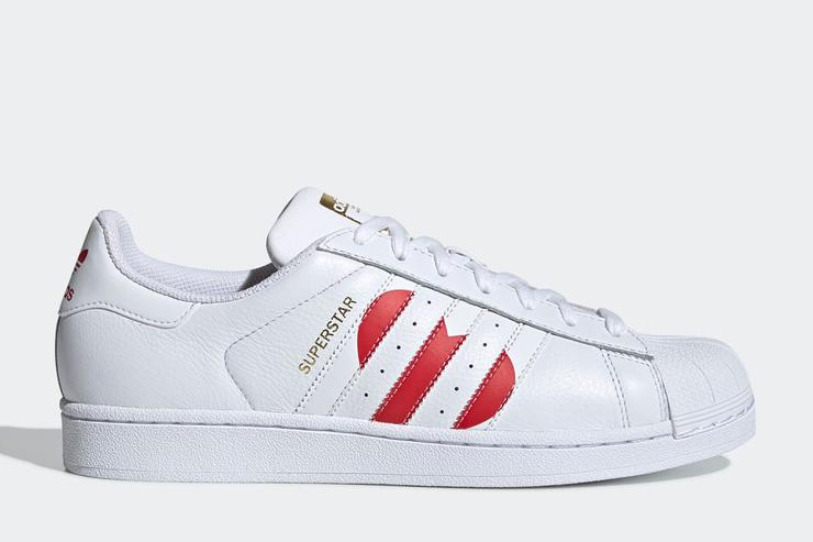 adidas superstar saint valentin 1/02 2019